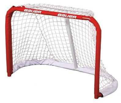 Bauer Mini Pro Style Steel Goal