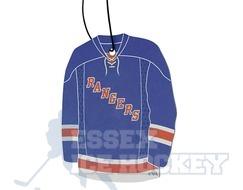 NHL Air Freshener Jersey New York Rangers