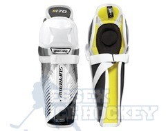 Bauer Supreme S170 Ice Hockey Shin Guards - Youth