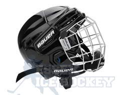 Bauer Prodigy Ice Hockey Helmet Combo - Youth
