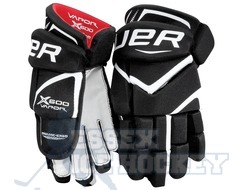 Bauer Vapor X600 Ice Hockey Gloves - Senior
