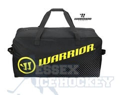 Warrior Q40 large Carry Hockey Bag Blaclk Yellow & Grey