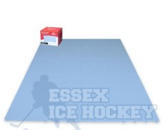 CCM Snipers Edge Slick Ice Blue Tiles