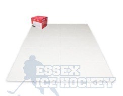 CCM Snipers Edge Slick White Tiles