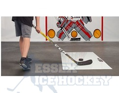 CCM Snipers Edge Ice Shooting Pad
