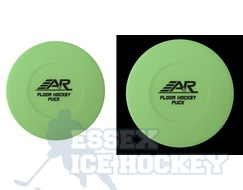Glow In The Dark Street Hockey Puck