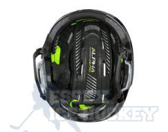 Warrior Alpha One Pro Helmet Senior Black