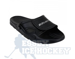 Bauer Shower Black Sliders