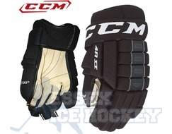CCM 4R II Ice Hockey Gloves - Junior