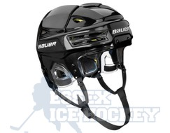 Bauer Re-Akt 200 Hockey Helmet Black