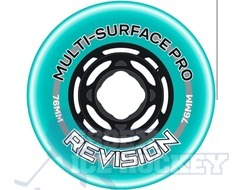 Revision Multi Surface Pro Hockey Wheels