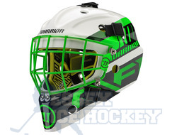 Warrior Ritual F1 Yth Certified Goalie Mask