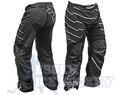 Tour Long Inline  Pants Code Activ Black & White Senior
