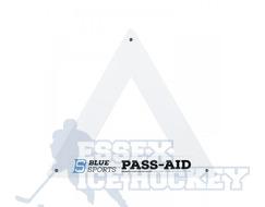 Blue Sports Triangular Hockey Pass-Aid
