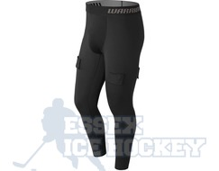 Warrior Junior Compression Leggings with Cup