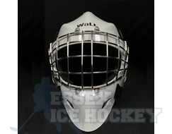 Wall W4 Junior Goalie Helmet white