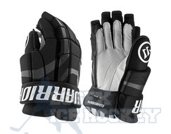 Warrior Covert DT4 Ice Hockey Gloves Black - Youth