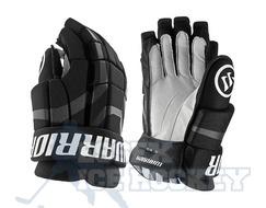 Warrior Covert DT4 Ice Hockey Gloves Black - Youth