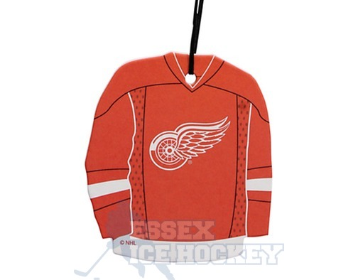 NHL Air Freshener Jersey Detroit Red Wings