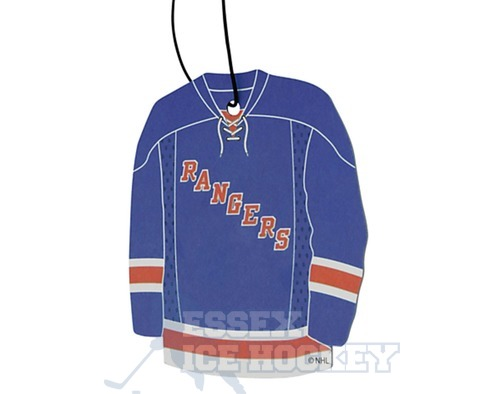 NHL Air Freshener Jersey New York Rangers