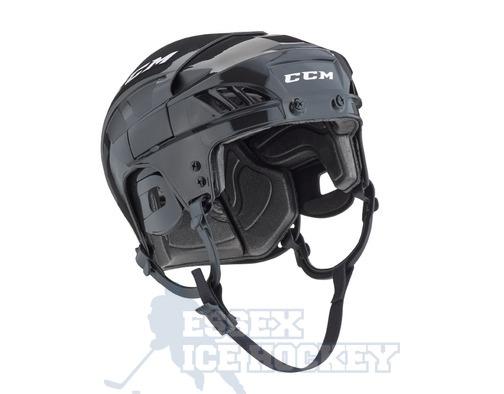 CCM Fitlite 40 Ice Hockey Helmet Black - Senior