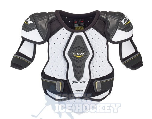 CCM Tacks 4052 Ice Hockey Shoulder Pads - Junior