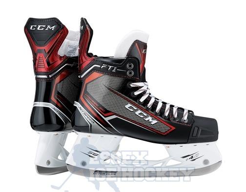 CCM Jetspeed FT1 Ice Hockey Skates - Senior