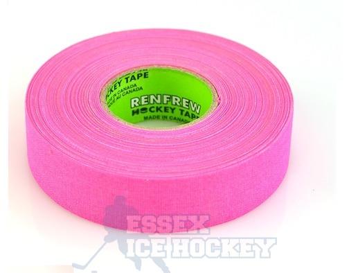 Bright Pink Cloth HockeyTape 24mm X 25M