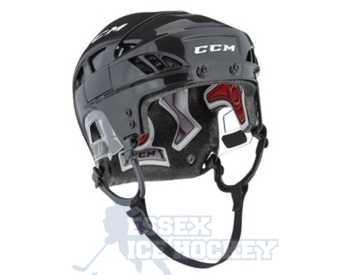 CCM Fitlite 80 Ice Hockey Helmet Black - Senior