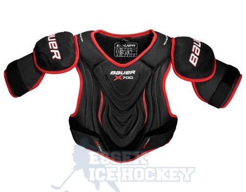 Bauer Vapor X700 Ice Hockey Shoulder Pads - Junior