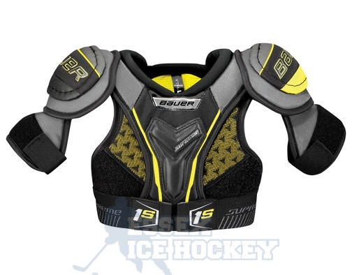 Bauer Supreme 1S Ice Hockey Shoulder Pads - Youth