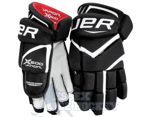 Bauer Vapor X600 Ice Hockey Gloves - Junior