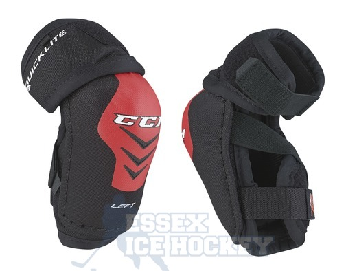 CCM Quicklite QLT 230 Ice Hockey Elbow Pads - Youth