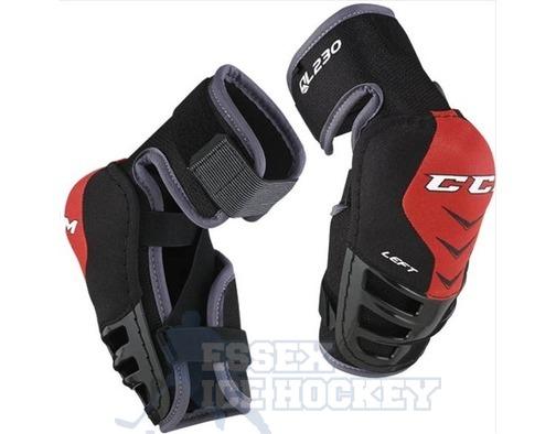 CCM Quicklite QLT 230 Ice Hockey Elbow Pads - Junior