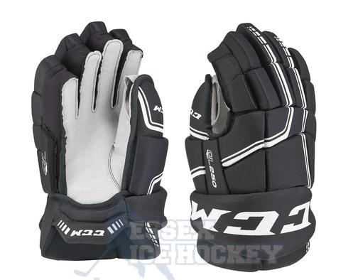 CCM Quicklite 250 Senior Hockey Gloves