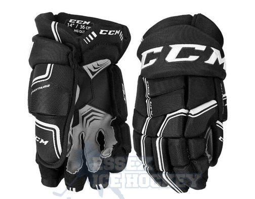 CCM Quicklite Pro Ice Hockey Gloves - Senior