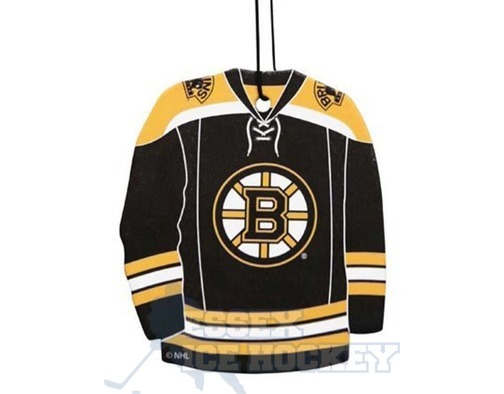 NHL Air Freshener Jersey Boston Bruins