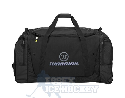 Warrior Q20 Large Carry Hockey Bag Black & Grey