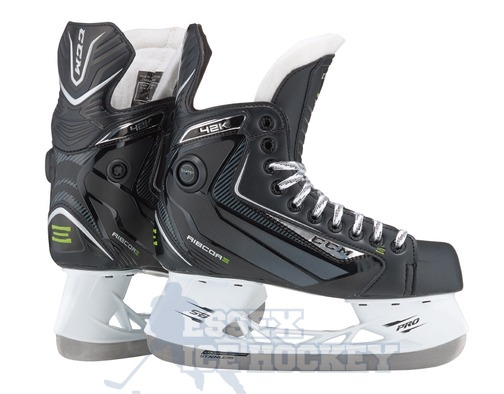CCM RibCor 42K Ice Hockey Skates - Junior