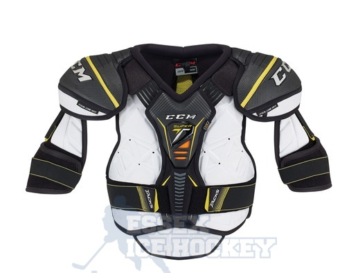 CCM Super Tacks Ice Hockey Shoulder Pads - Junior
