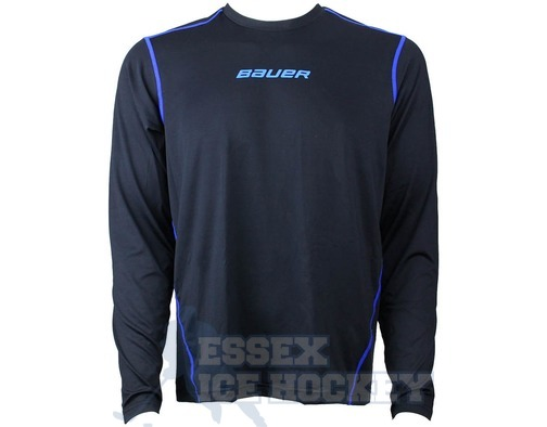 Bauer S17 Basics Junior LS Base Layer Top