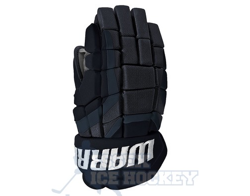 Warrior Covert DT4 Ice Hockey Gloves Navy - Senior