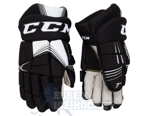 CCM Tacks 3092 Ice Hockey Gloves Black - Junior