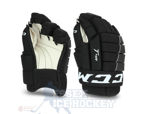 CCM 4R III Ice Hockey Gloves - Junior