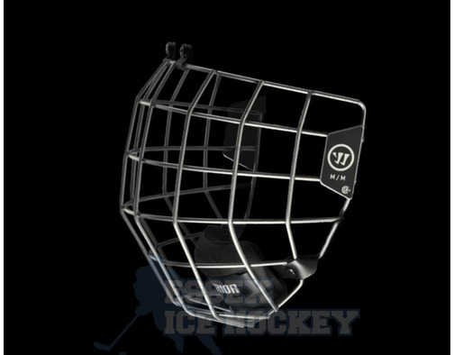 Warrior Alpha One Face Mask Cage Senior