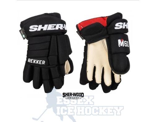 Sherwood Rekker M60 Youth Ice Hockey Gloves