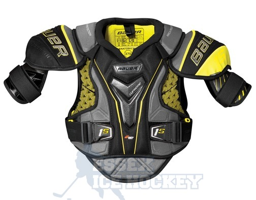 Bauer Supreme 1S Ice Hockey Shoulder Pads - Junior