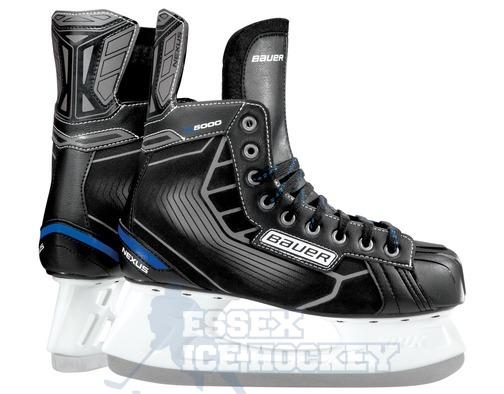 Bauer Nexus N5000 Ice Hockey Skates - Junior
