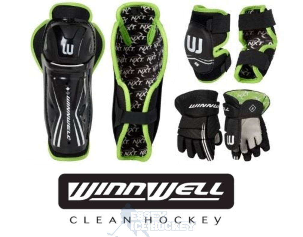 9427b3b677f Winnwell NXT Childs Youth Ice Hockey Starter Kit - Essex Ice Hockey