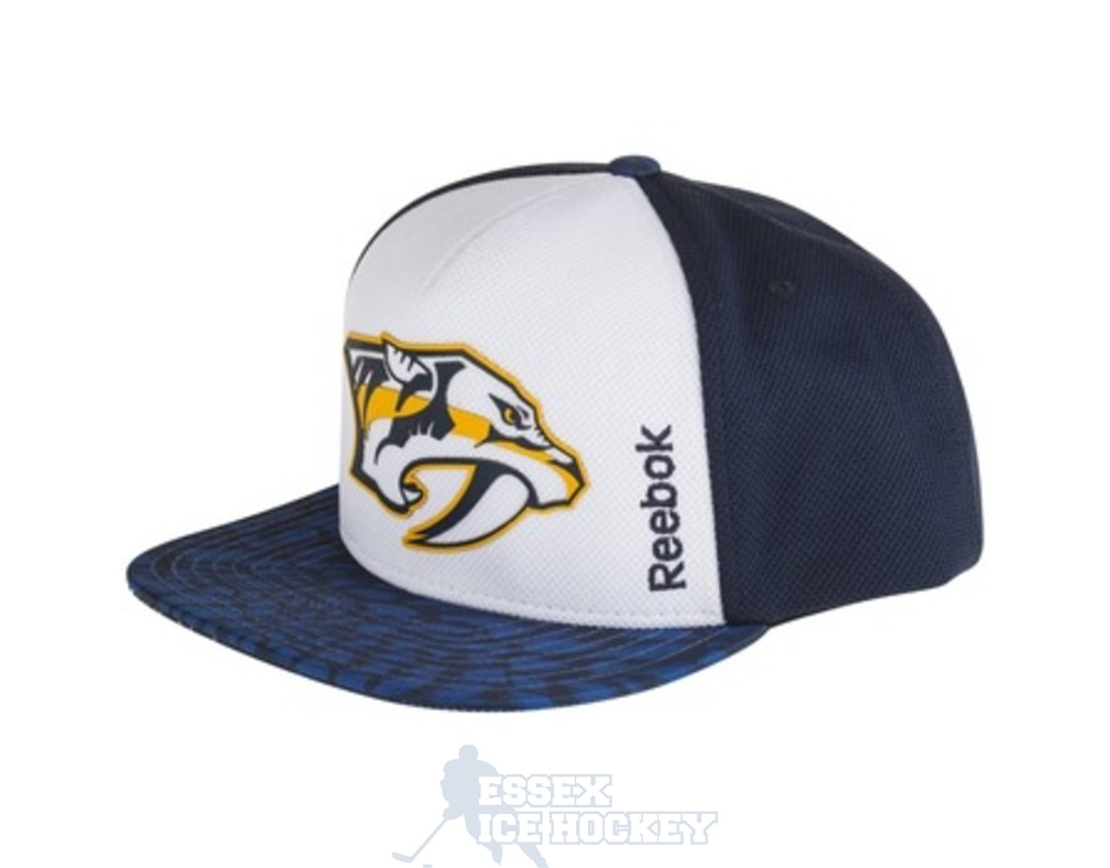 13c03af45 NHL Snapback Cap Nashville Predators - Essex Ice Hockey